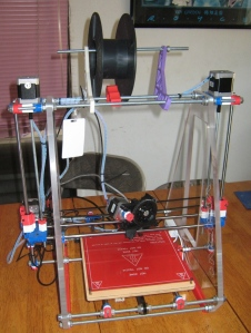 Vision 3D Printer